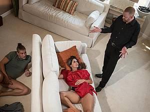 Wife catches husband dildo fuck tube movies hard mature XXX