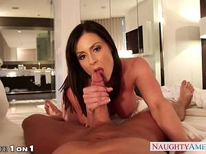 Kinky Kendra Lust ready for a solid romp in POV